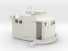 S38 Wheelhouse 1 to 24   in White Natural Versatile Plastic