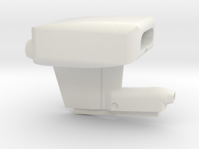 LA-250-Renegade-144scale-06-EngineHousing in White Natural Versatile Plastic