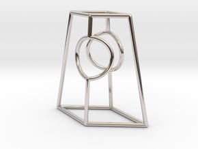 Diamond Portal in Platinum