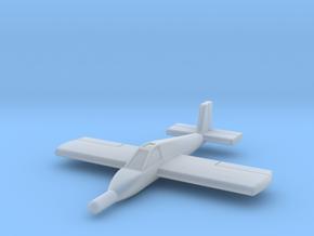 (1:285) Zeppelin Rammer in Smooth Fine Detail Plastic