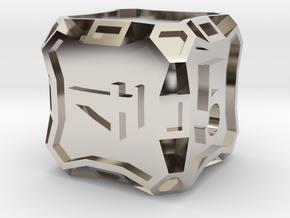 Premier d6 - Custom in Platinum