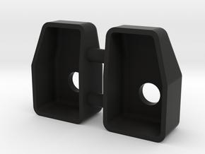 Proline Descender Tailight Bucket in Black Natural Versatile Plastic