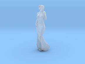 Printle V Femme 1107 - 1/87 - wob in Smooth Fine Detail Plastic