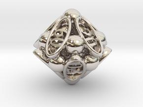 Spore Decader d10 in Platinum