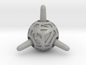 Sputnik Die4 in Aluminum