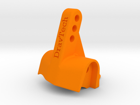 SSD RC Pro44 Link Raiser in Orange Processed Versatile Plastic