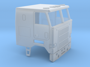 1/32 Mack Cruise-Liner Cab in Smooth Fine Detail Plastic