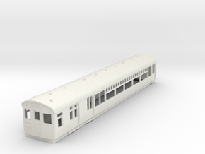 o-100-lner-lugg-3rd-motor-coach in White Natural Versatile Plastic