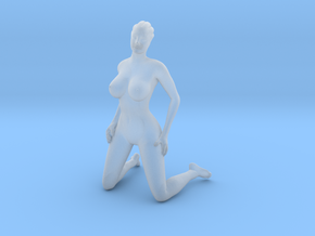 Printle V Femme 765 - 1/87 - wob in Smooth Fine Detail Plastic