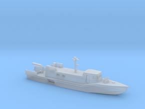 1/600 Scale K-180 Italian Patrol Boat in Smooth Fine Detail Plastic