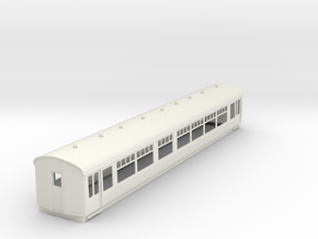 o-32-lner-trailer-1st-coach in White Natural Versatile Plastic