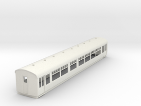 o-43-lner-trailer-1st-coach in White Natural Versatile Plastic
