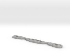 Header Plate for RC4WD V8 (type 1) in Aluminum