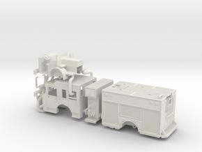 1/64 2018 Spartan Philadelphia SQUAD 72 in White Natural Versatile Plastic