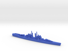 1/1200 Cleveland-class Cruiser in Blue Processed Versatile Plastic