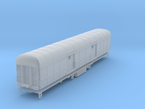N-scale (1/160) PRR B60b Baggage Car Porthole Door in Smooth Fine Detail Plastic