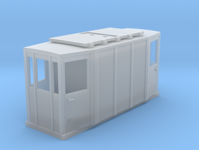 PB&SSR Electric Box Cab Loco in Smooth Fine Detail Plastic