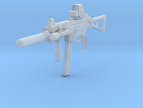 1/10th VMP45 Tactical 1 in Smooth Fine Detail Plastic