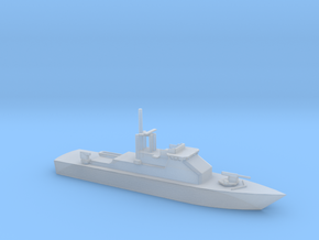 1/600 Scale HMAS Fremantle Patrol Boat in Smooth Fine Detail Plastic