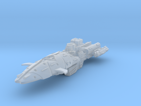 Cruiser (Bare) in Smooth Fine Detail Plastic