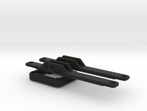 CC-01/RC4WD 2001 TACOMA LINK KIT in Black Natural Versatile Plastic