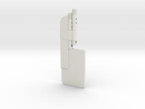 Anti-Security Tool ESB in White Natural Versatile Plastic