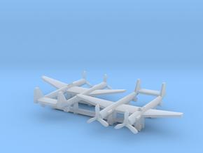 (1:700) (x2) Arado E 530 in Smooth Fine Detail Plastic