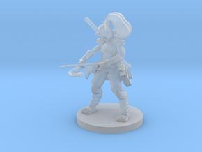 Kitsune Ranger in Smooth Fine Detail Plastic