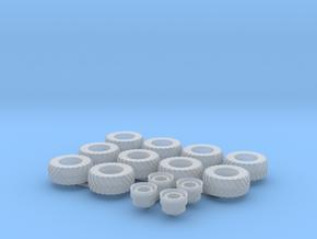 Zetros 445-65_22,5 drucken in Smooth Fine Detail Plastic