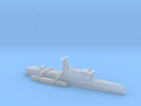 1/350 Scale Sea Hunter in Smooth Fine Detail Plastic