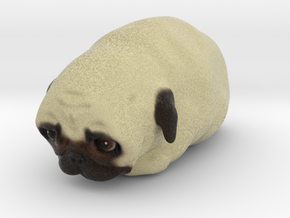 PugLoaf in Full Color Sandstone