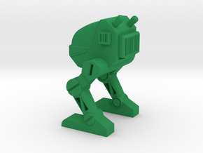 MECHA in Green Processed Versatile Plastic