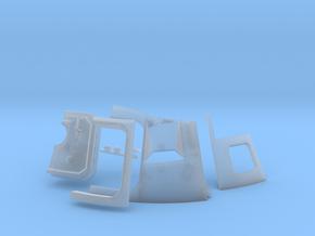 CM internal wall-cutaway version in Smoothest Fine Detail Plastic