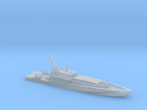 1/1250 Scale HMAS Armidale Patrol Boat in Smooth Fine Detail Plastic