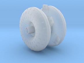 Torque converter 1/12 pr in Smooth Fine Detail Plastic