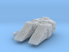 """Somtaaw """"Chieftain"""" Ore Refinery in Smoothest Fine Detail Plastic"""
