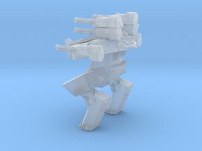 1/2000 War Robot Rhino (Punisher) Attack Mode in Smooth Fine Detail Plastic