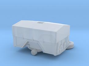 Remolque Cocina ARPA-H0-SH-Proto-01 in Smooth Fine Detail Plastic
