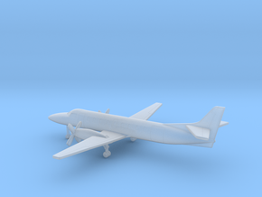 Fairchild Swearingen Metroliner III SA227 in Smooth Fine Detail Plastic: 1:350