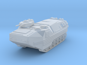 AAV-7 scale 1/144 in Smooth Fine Detail Plastic