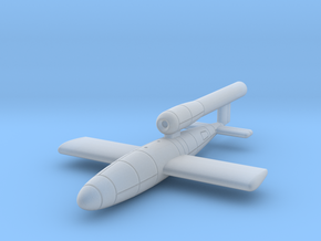 (1:285) V-1 flying bomb (Argus As 044)  in Smooth Fine Detail Plastic