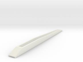 grip01 in White Natural Versatile Plastic: Medium