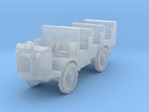 Autocarretta 36 mod1 1:285 in Smooth Fine Detail Plastic