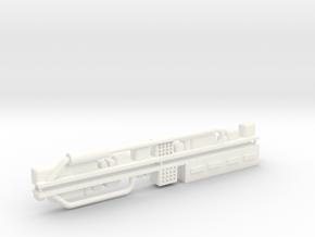 OO Gauge Generic Under Frames in White Processed Versatile Plastic