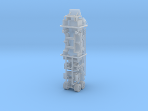 1/160 95' Tower Ladder Body with Boom in Smooth Fine Detail Plastic