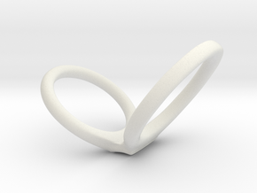 infinity scale 1.2 in White Natural Versatile Plastic
