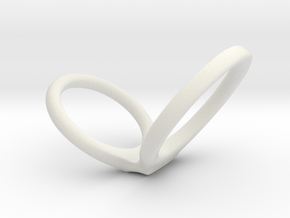 infinity scale 1.4 in White Natural Versatile Plastic