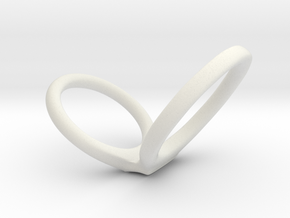 infinity scale 1.8 in White Natural Versatile Plastic