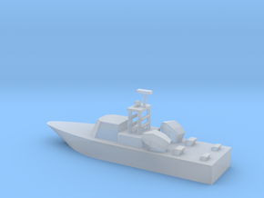 1/700 Scale Dvora Fast Patrol Boat in Smooth Fine Detail Plastic