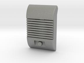 Drive In Speaker Ramp Flap Cover in Gray PA12